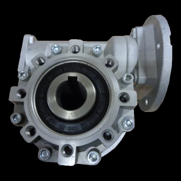 Schneckengetriebe mit Motoranbau