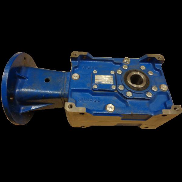 Kegelstirnradgetriebe mit Motoranbau