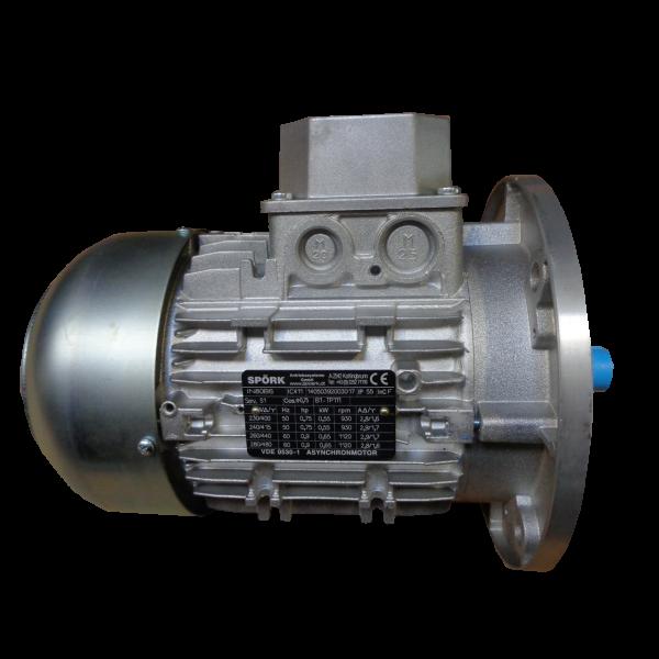 Drehstrommotor 0,55 kW