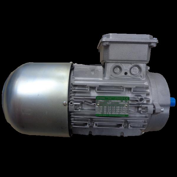 Drehstrombremsmotor 1,5 kW